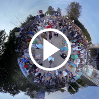360 Video | Donauinselfest 2014
