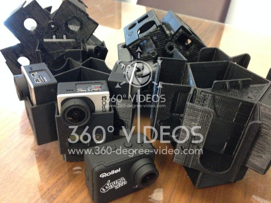 360-degree-video image