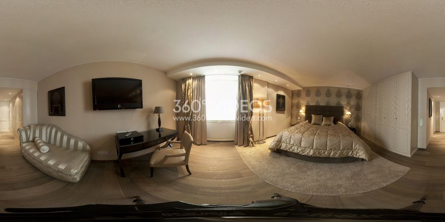 bed-360-degree image