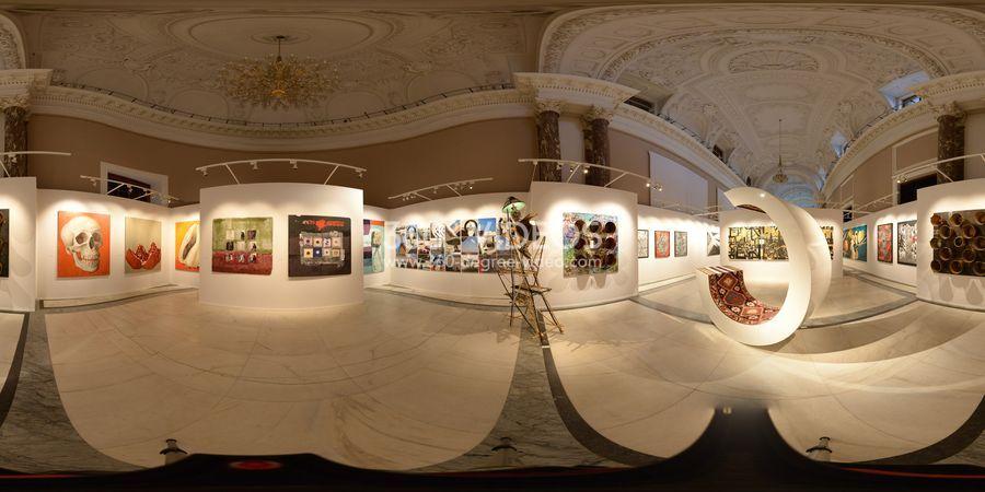 exhibition-360-degree image