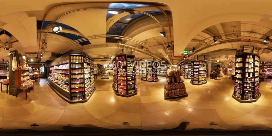 restaurant-360-panoramic image