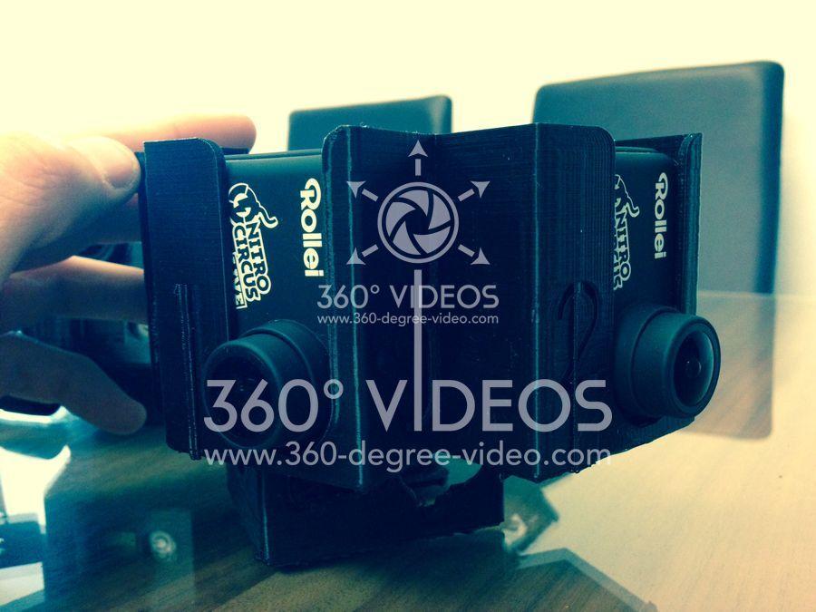 rollei-360-kamera-halterung image