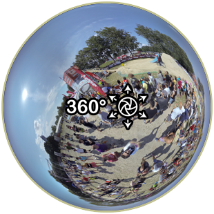 BMX Donauinsel 360°