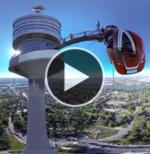 Donauturm Bungee Jumping