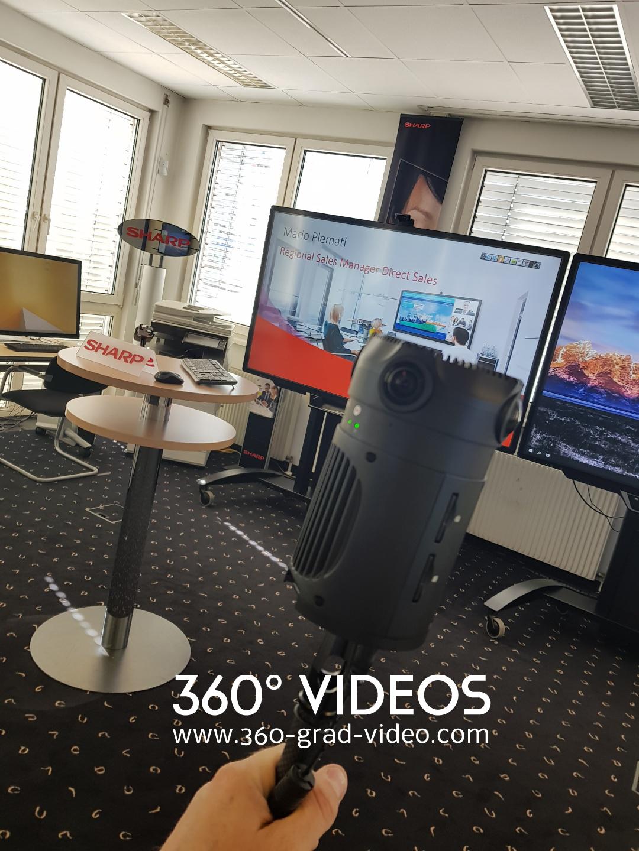 360 Videoerstellung