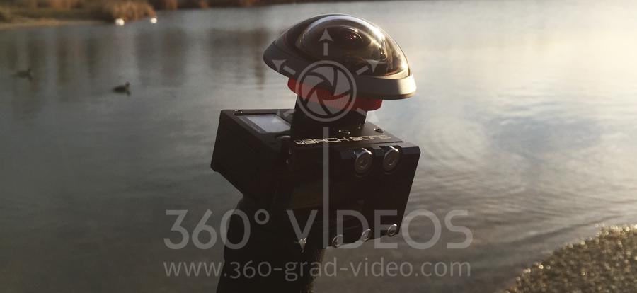 360 Grad Video Gopro