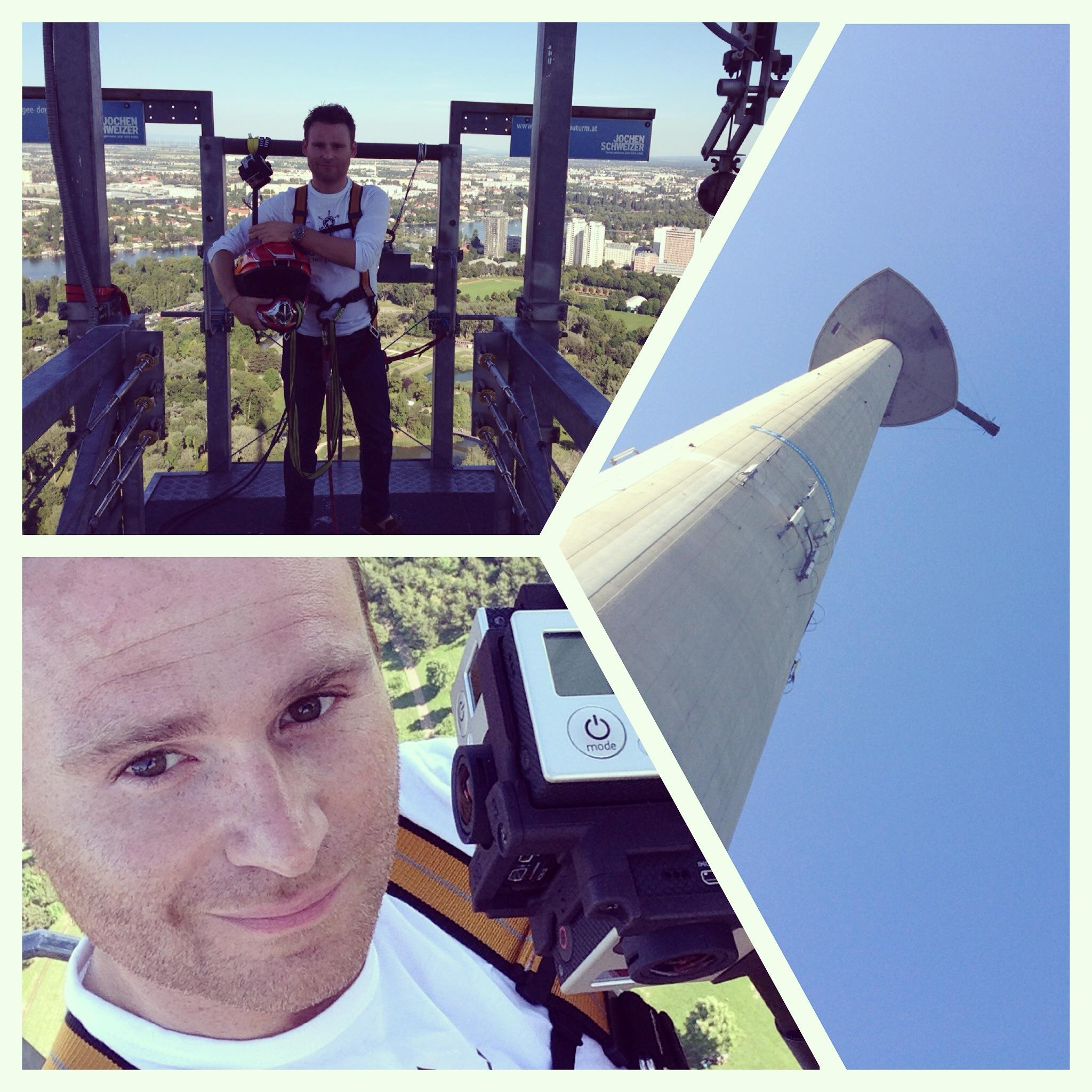 Donauturm 360 Grad Video Alessandro Dimas