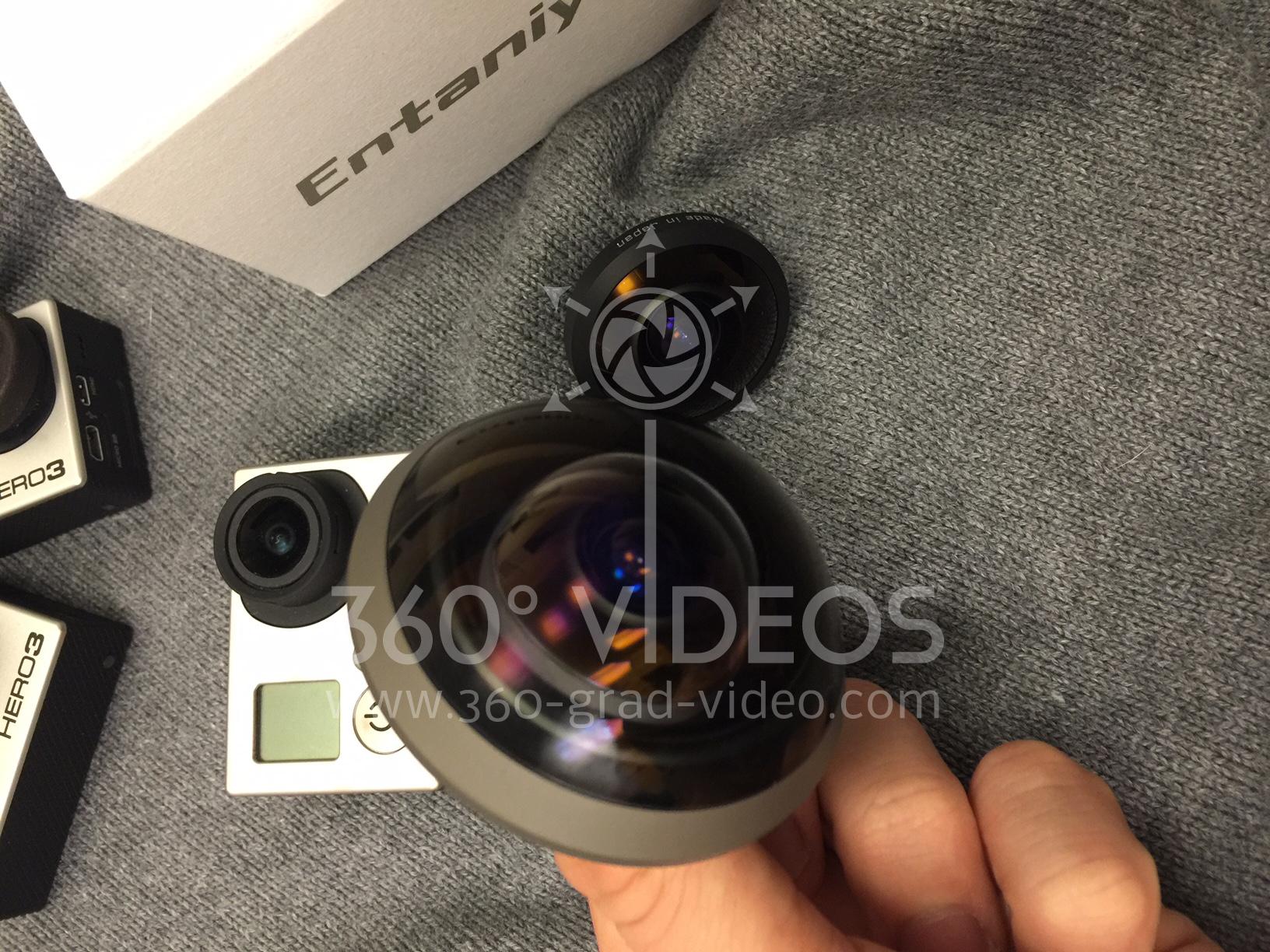 GoPro Lens Fischauge