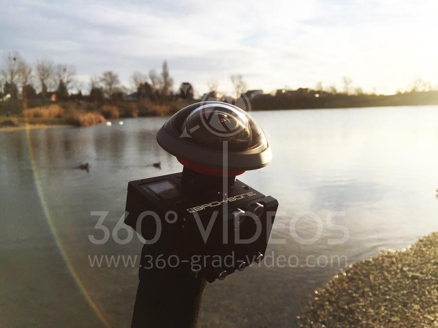 Back-Bone Ribcage 360 Video Entaniya 280