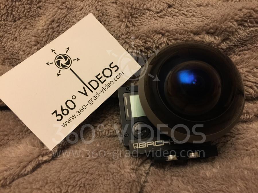 360 Video Entaniya 280 GoPro