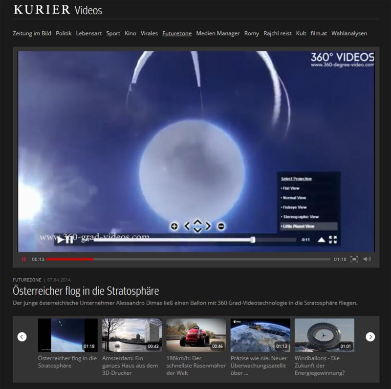 Kurier Videos