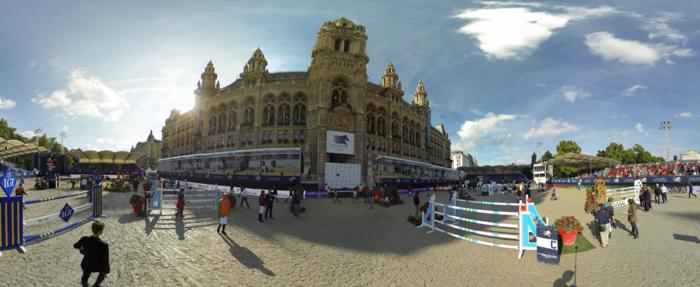 Vienna Masters 2013 Rathaus