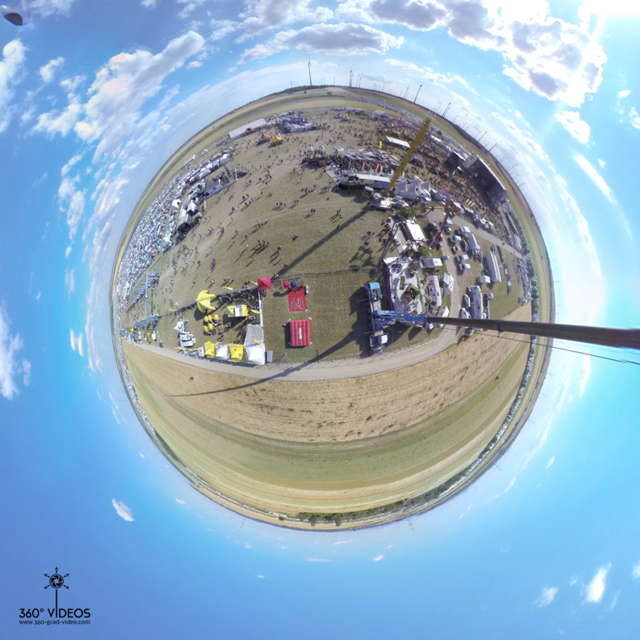 Novarock Little Planet Ansicht