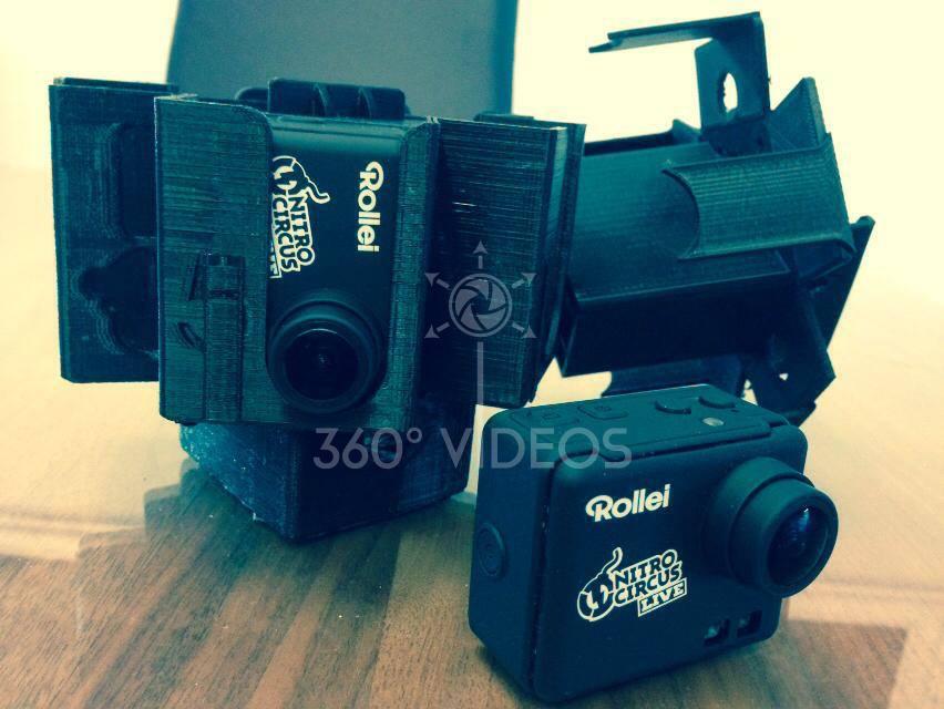 Rollei 360 grad video